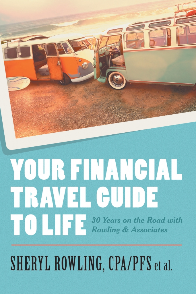 Your Financial Travel Guide to Life Book Cover