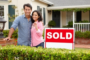 couple's successful financial planning results in first time homebuying