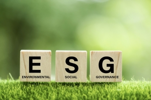 ESG investing helps growth in the environment