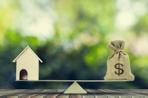 financial planning for home mortgage scale balancing home and finances